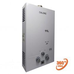 Instant apa calda pe gpl sau gaz natural Calore TF11 cu tiraj fortat + KIT