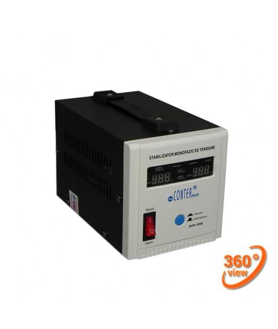 Stabilizator de tensiune monofazic SVR 500 Conter AVR