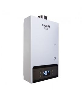 Instant apa calda pe gpl sau gaz natural calore TFCSC11 Premium cu tiraj fortat + kit
